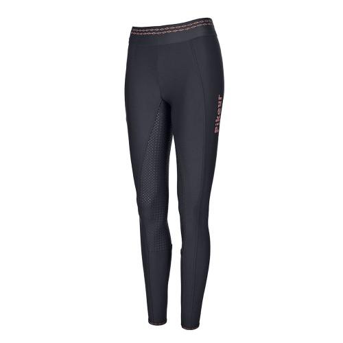 Pikeur Juli Grip  Athleisure womens Riding leggins - Grey