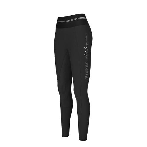 Pikeur Gia Grip  Athleisure womens Riding leggins - Black