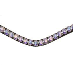 PS of Sweden sleek rainbow Crystal browband