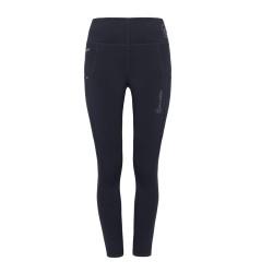 Cavallo Ladies Dark Blue Lea full grip performance leggings