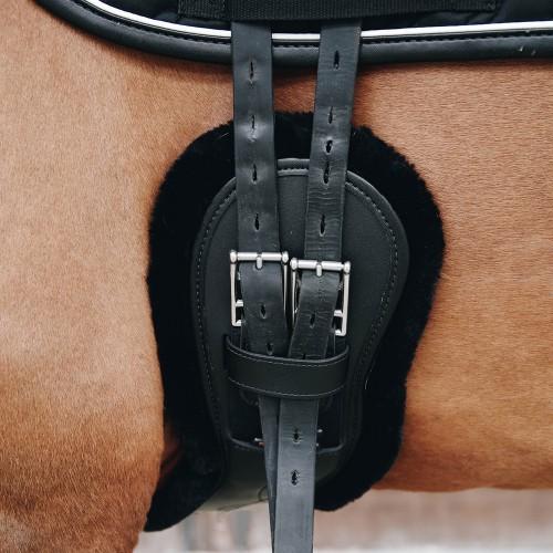 Kentucky horsewear Anatomic sheepskin Dressage Girth