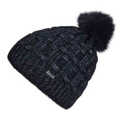 Pikeur Prime navy bobble hat