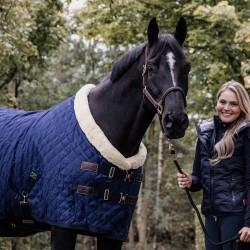 Kentucky Horsewear Show rug - Navy