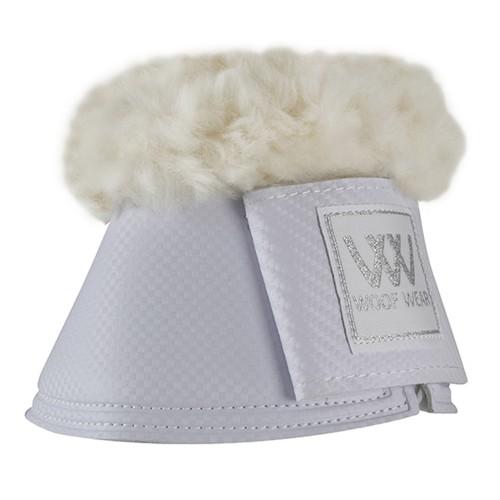 Woofwear White pro sheepskin  overreach boots