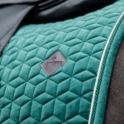 Kentucky Emerald Velvet dressage saddle Pad