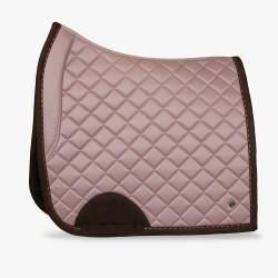PS of Sweden Suede Dressage Saddle Pad - Blush