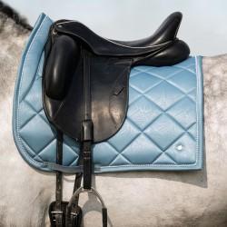 PS of Sweden Dressage Saddle pad Floret - Aqua