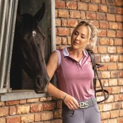 PS of sweden  Minna sleeveless polo shirt - Roseberry