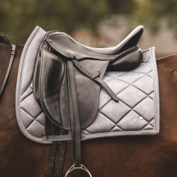 PS of Sweden Dressage Saddle pad Floret - Grey