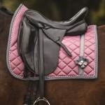 PS of Sweden Dressage Saddle pad Bow - Roseberry