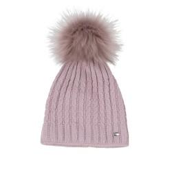 Pikeur Bobble Hat - Violet Grey