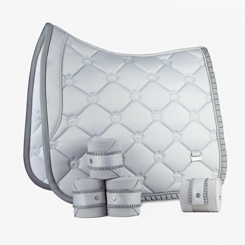 PS of Sweden Dressage Set Silver Ruffle.