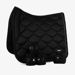 PS of Sweden dressage Ruffle Set - Beluga Black