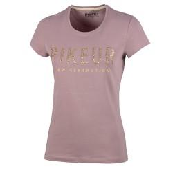 Pikeur Lene round neck t shirt - Heath