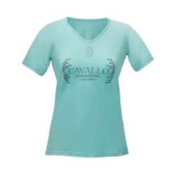 Cavallo Madita Sports T shirt in Thyme
