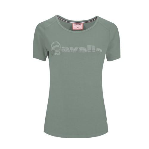 Cavallo Ladies Pandur T-shirt - Lighter Pine