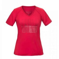 Cavallo Maren Sports T shirt in Lipstick