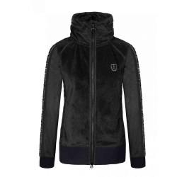 Cavallo Ladies Odessa Graphite fleece jacket