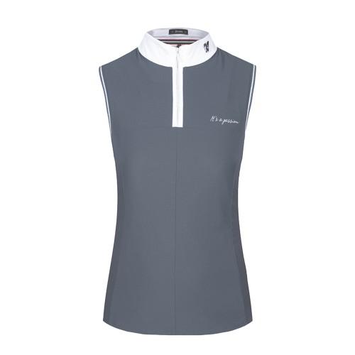 Cavallo ladies Pamuy sleeveless Twilight competition shirt