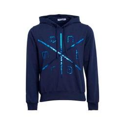 Montar Phobe Navy ladies hoodie