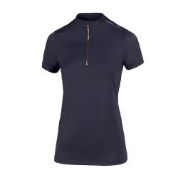 Pikeur Linee Athleisure zip shirt - Dark Blue