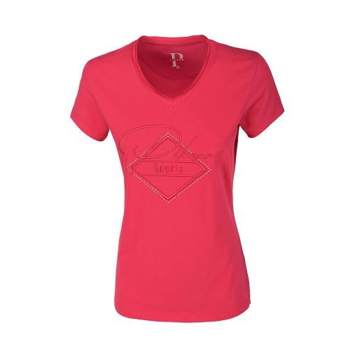 Pikeur Ladies Yva T- shirt - Wild berry