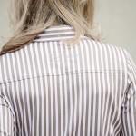 PS of Sweden womens Cassidy Magic shirt - Sand