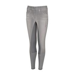 Pikeur Youths Kalotta Grip Jeans - Grey