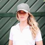 Kentucky baseball cap -grey