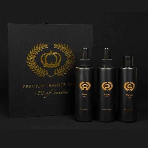 PS of Sweden Premium Leather Care Box set