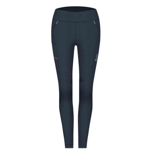Cavallo Winter Leni Grip ladies riding leggins - dark Blue
