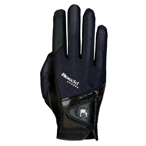 Roeckl Black Madrid Gloves
