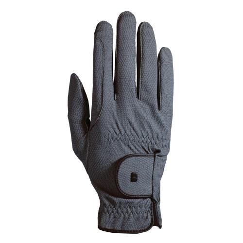 Roeckl Grip Anthracite Unisex Riding Gloves