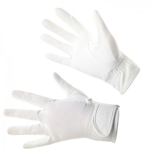 Woof Wear grand prix riding Gloves - white