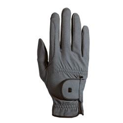 Roeckl Grip Anthracite Grey Winter Riding Gloves