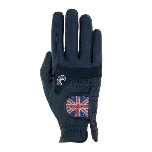 Roeckl Grip Navy Maryland GB gloves