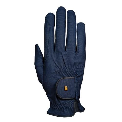 Roeckl Grip Navy Unisex Riding Gloves
