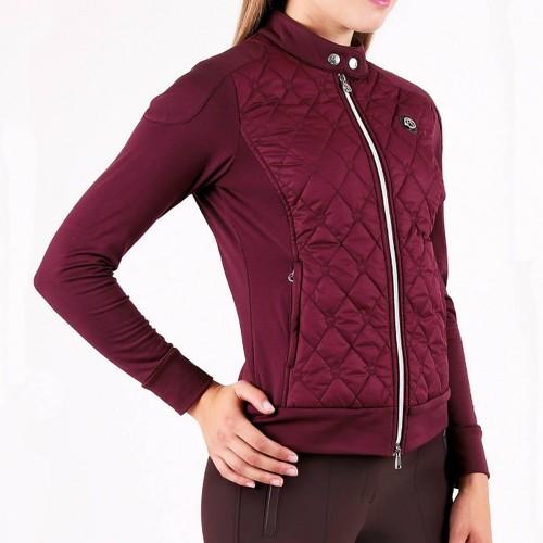 PS of Sweden Ladies Zara Jacket - Merlot