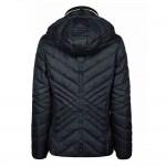 Cavallo Ladies Onna winter quilted jacket - Dark Blue