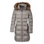 Pikeur Ladies  prime collection Amara down coat - Silver Grey