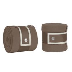 PS of Sweden Walnut Fleece polo bandages
