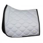 PS of Sweden Monogram  Winning round ( White)  Dressage Saddle Pad