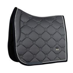 PS of Sweden dressage Monogram saddle pad - Anthracite