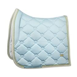 PS of Sweden Monogram  Sky Blue  Dressage Saddle Pad
