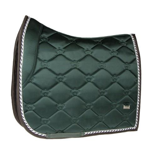 PS of Sweden Monogram Emerald green Dressage Saddle Pad