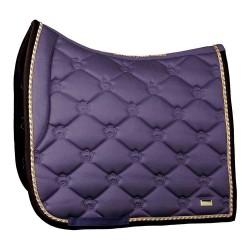 PS of Sweden Monogram  Grape  Dressage Saddle Pad