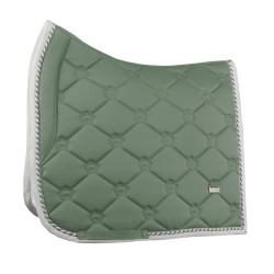 PS of Sweden Monogram Sage dressage saddle pad
