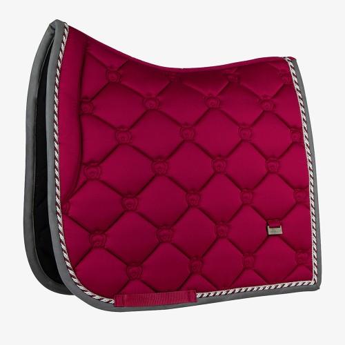 PS of Sweden Monogram  Scarlet dressage Saddle Pad