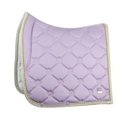 PS of Sweden Monogram Soft lilac  Dressage Saddle Pad
