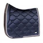 PS of Sweden Monogram Deep Sapphire Dressage Saddle Pad